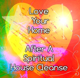 Spiritual House Cleanse Service