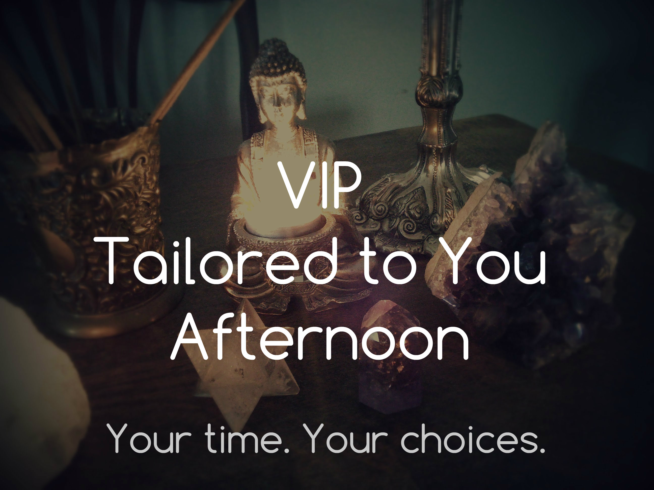 VIP Tailored to You Afternoon with Rachel Keene