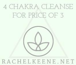 4 CHAKRA BALANCE TREATMENTS FOR PRICE OF 3 - RACHELKEENE.NET