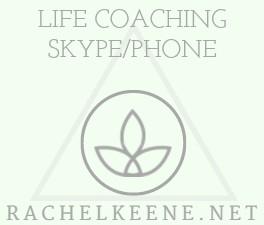 Life Coaching Skype/Phone with Rachel Keene
