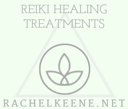 REIKI TREATMENTS WITH RACHEL KEENE