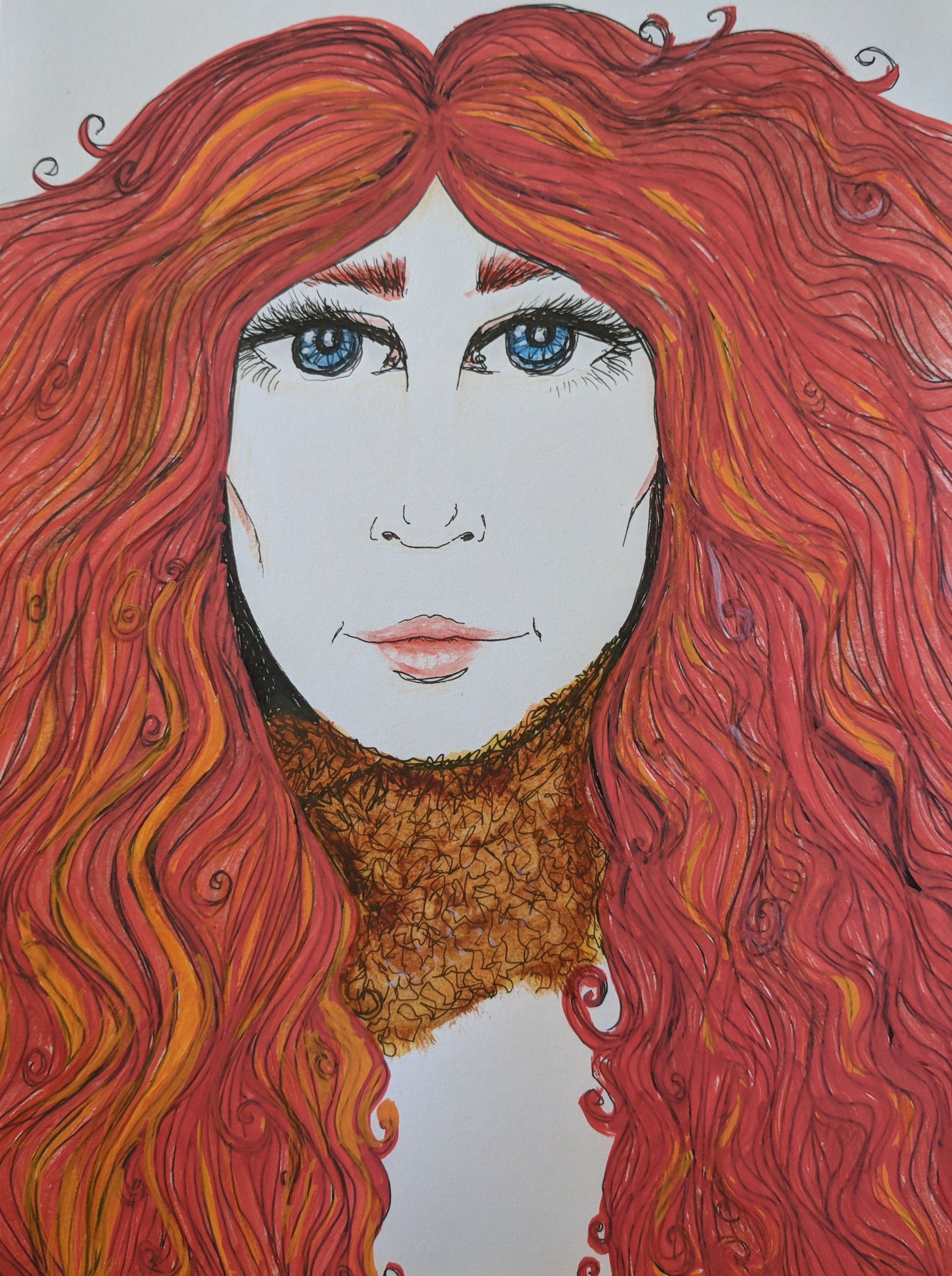Goddess Eir by Rachel Keene